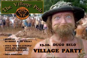 Village party 01