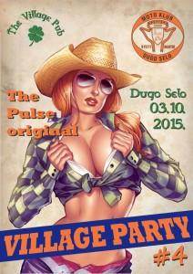 Village party 04
